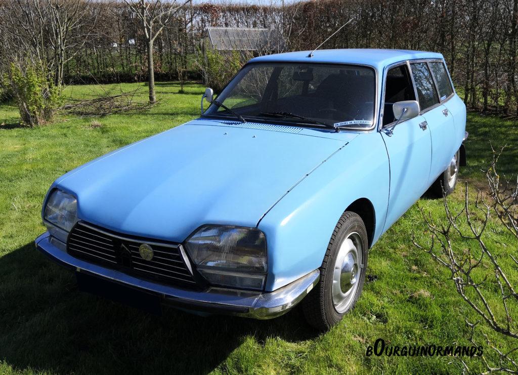 Citroën-GS-1220-02 Bourguinormands