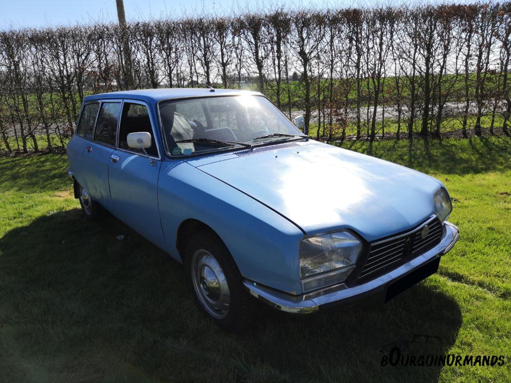 Citroën-GS-1220-06 Bourguinormands