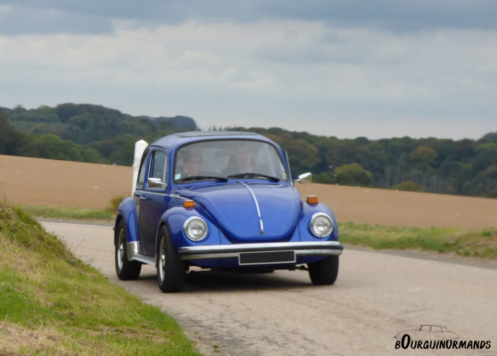 Coccinelle Bourguinormands